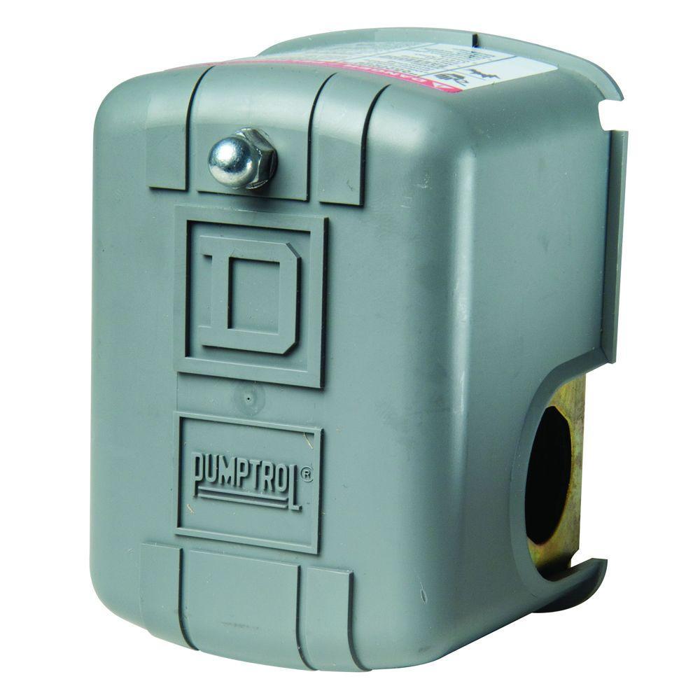 Square D 30 50 Psi Pumptrol Water Pressure Switch