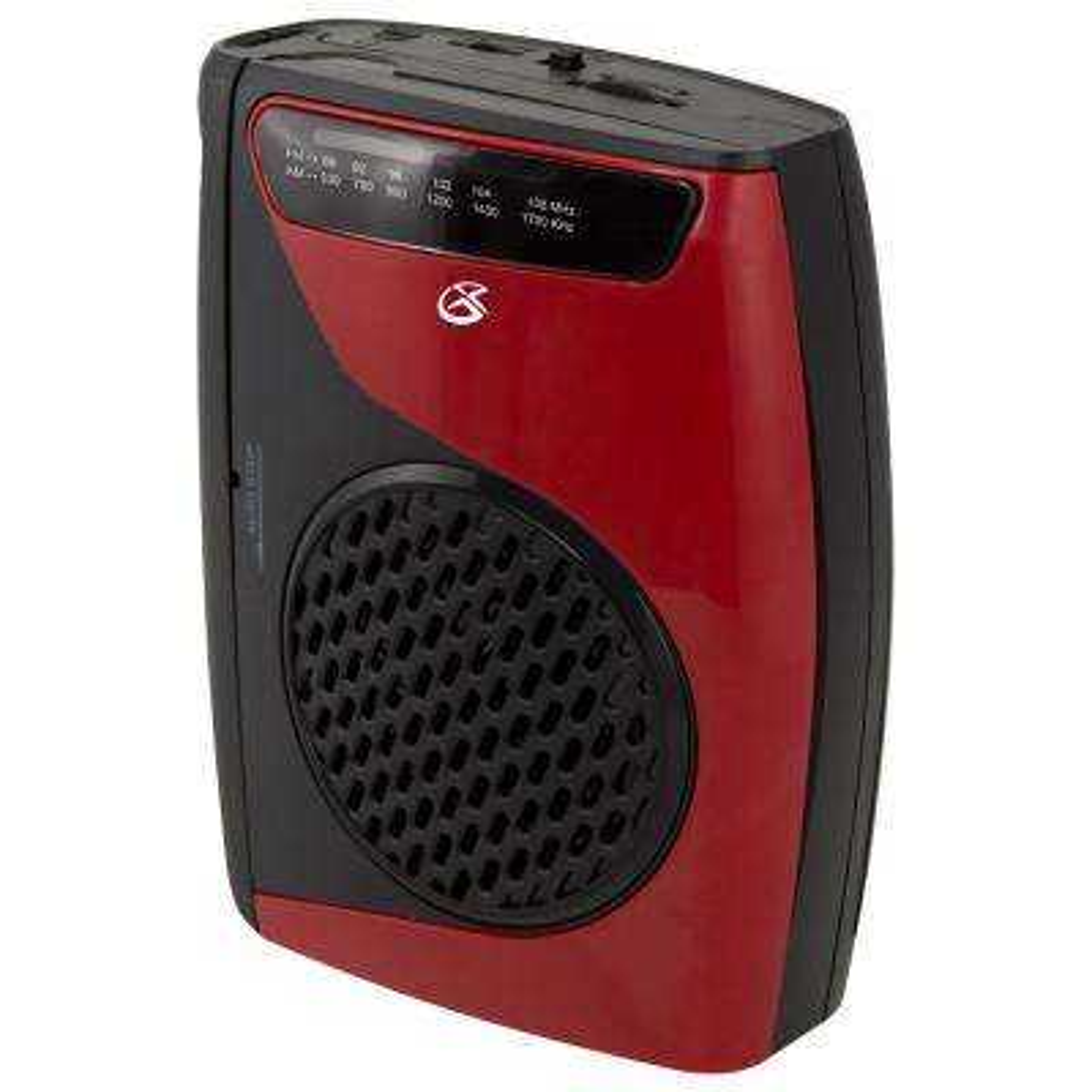 AM/FM Cassette Player/Recorder