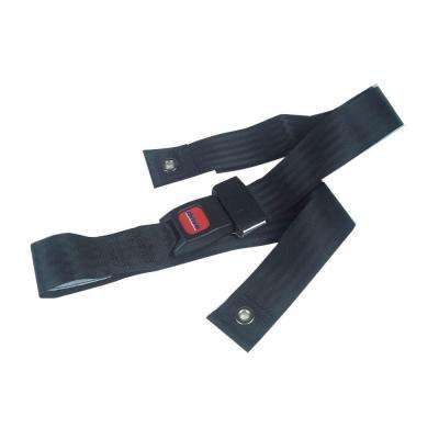 Wheelchair Seat Belt with Auto Style Closure