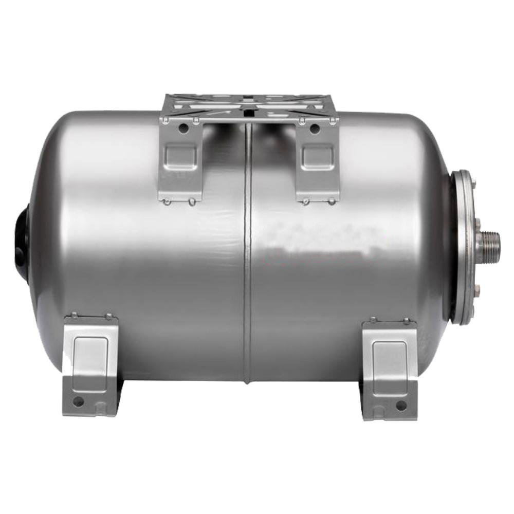 5.3 gal. Pressure Horizontal Stainless Steel Tank