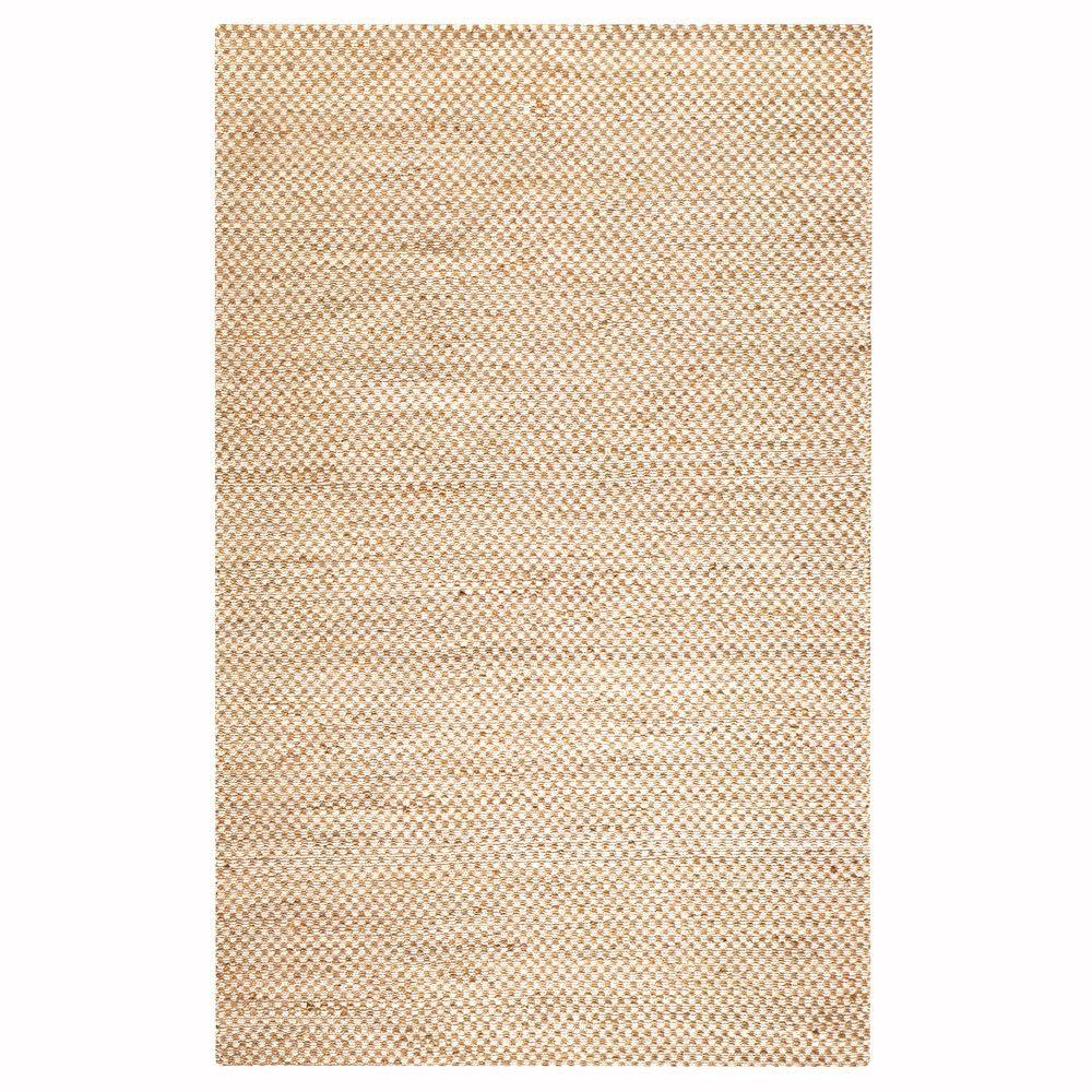 Home Decorators Collection Boxes Natural 5 ft. 6 in. x 8 ft. 6 in. Area Rug
