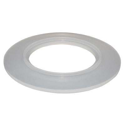 3 in. Toilet Tank Flapper Replacement Silicone Seal