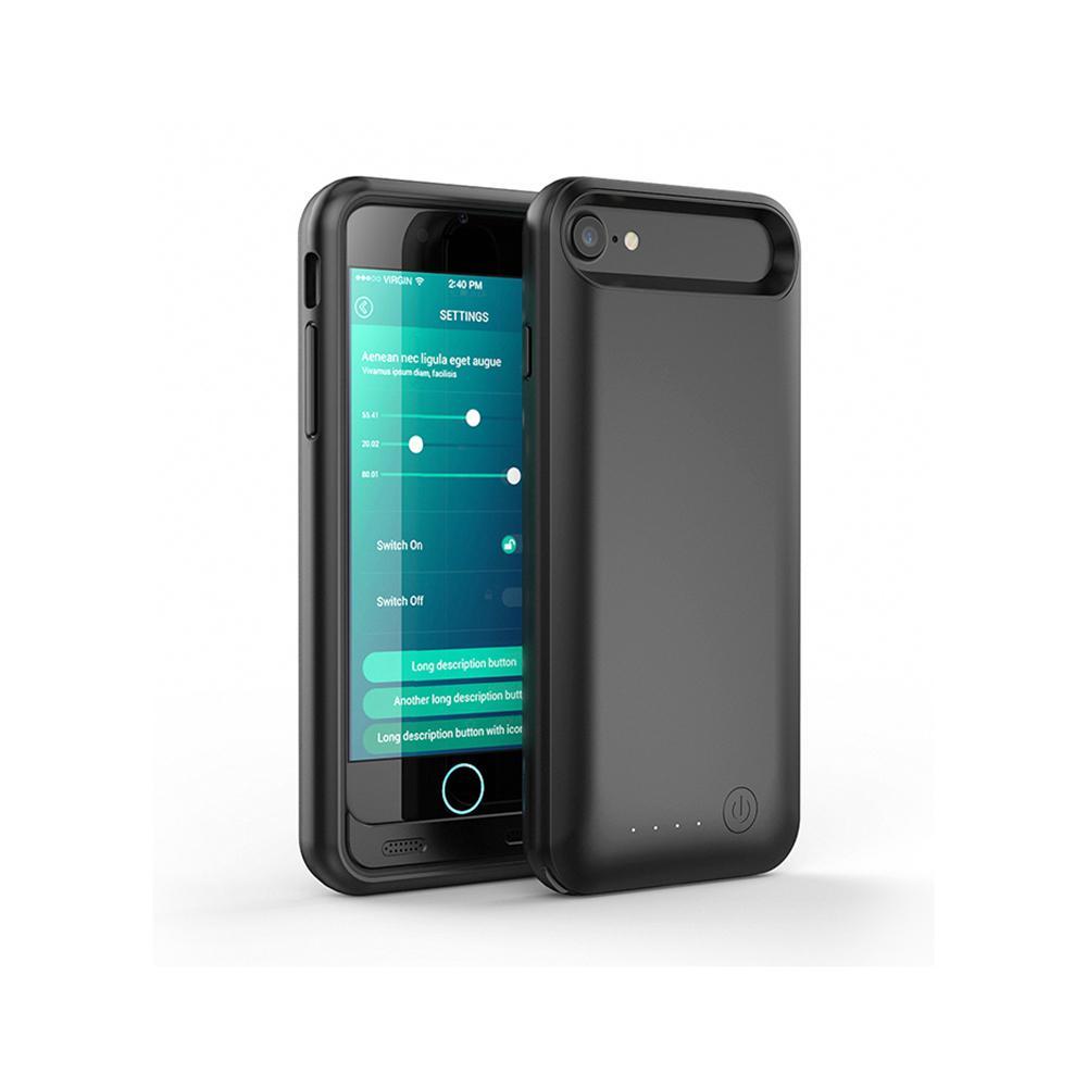 ipm apple certified charger case for iphone 7. Black Bedroom Furniture Sets. Home Design Ideas