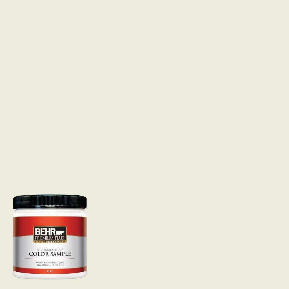 8 oz. #M350-1 Grass Root Interior/Exterior Paint Sample