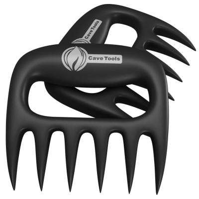 Bear Claw BBQ Meat Shredder Grill Fork Accessories For Shredding Handling & Carving Pulled Pork from Smoker Slow Cooker