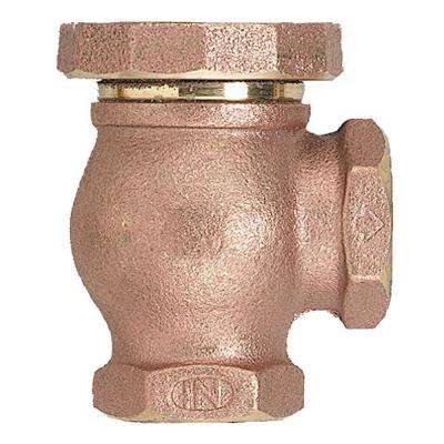 3/4 in. Brass Atmospheric Vacuum Breaker
