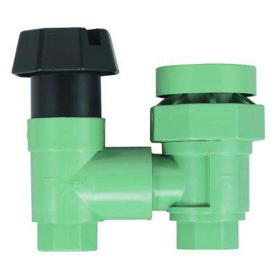 3/4 in. Plastic Anti-Siphon Cont Valve