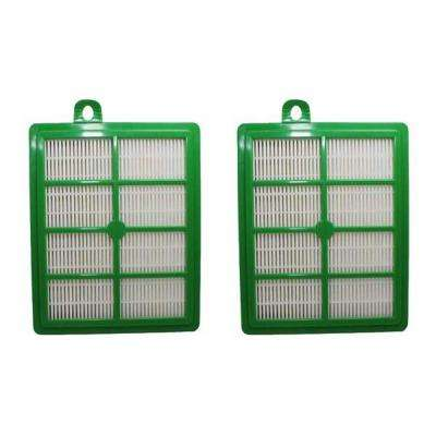 Filters Replacement for Eureka HF1 H12 Part 60286 (2-Pack)