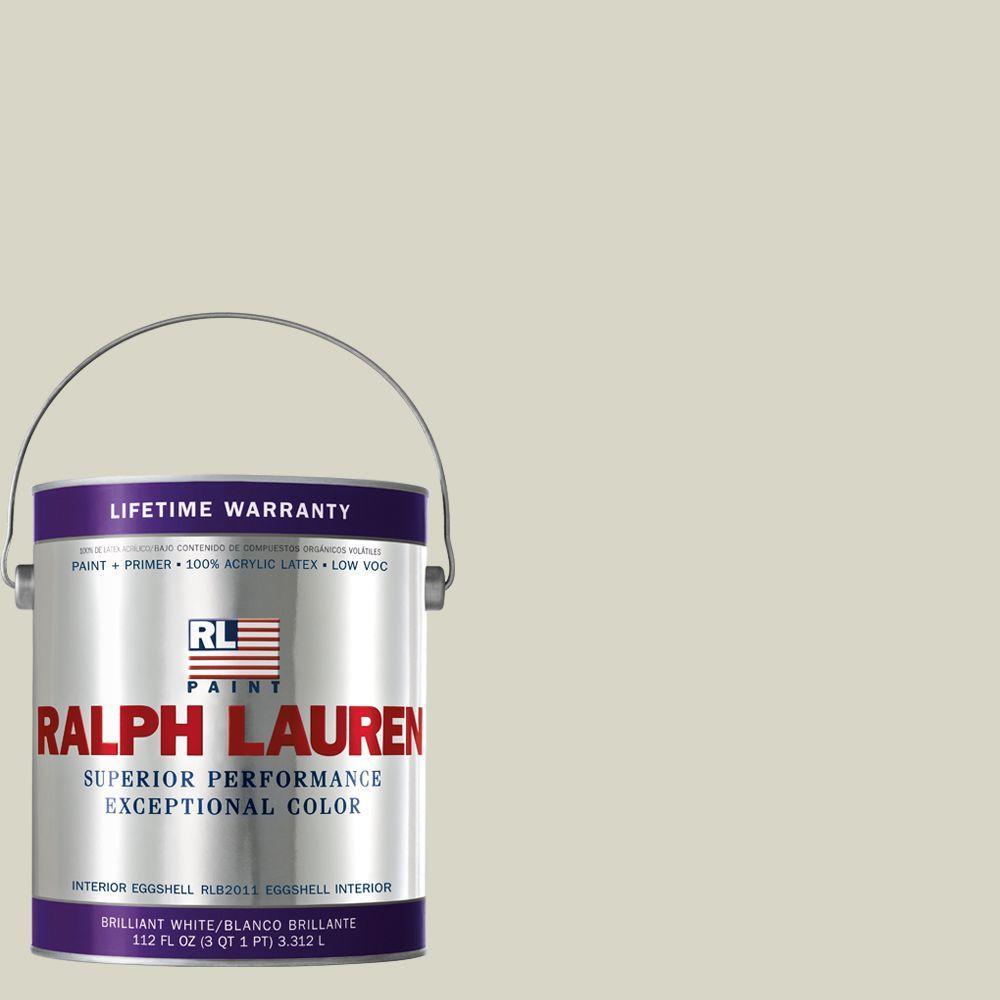 Ralph Lauren 1-gal. Candlewick White Eggshell Interior Paint