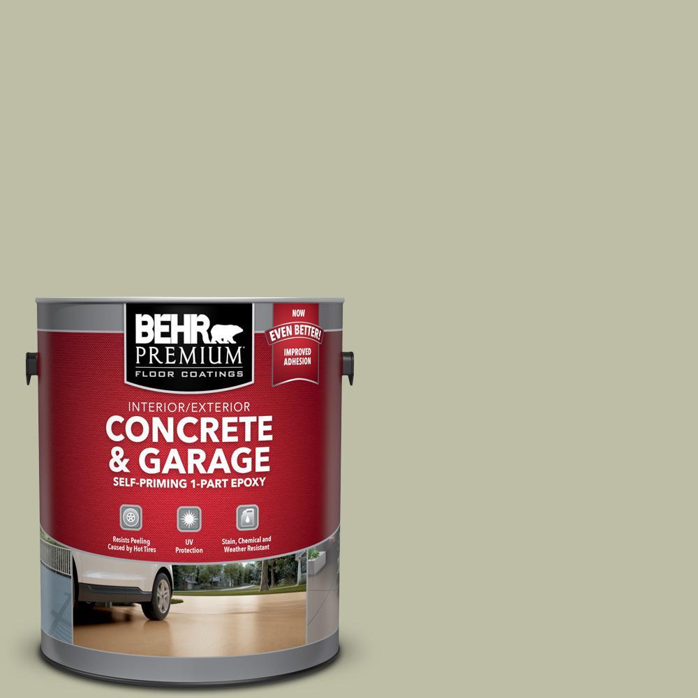 1 gal. #PPF-24 Garden Lattice Self-Priming 1-Part Epoxy Satin Interior/Exterior Concrete and Garage Floor Paint