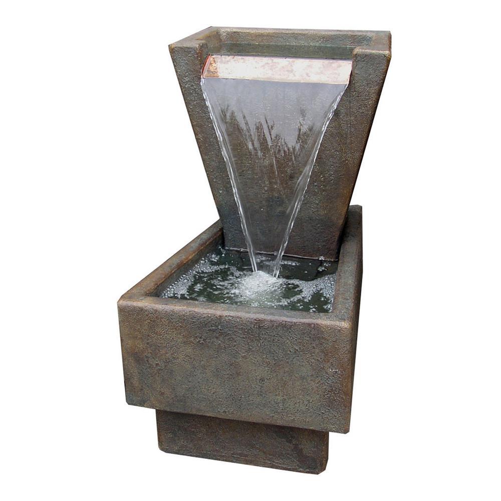 Small Geometrica Fountain 3504