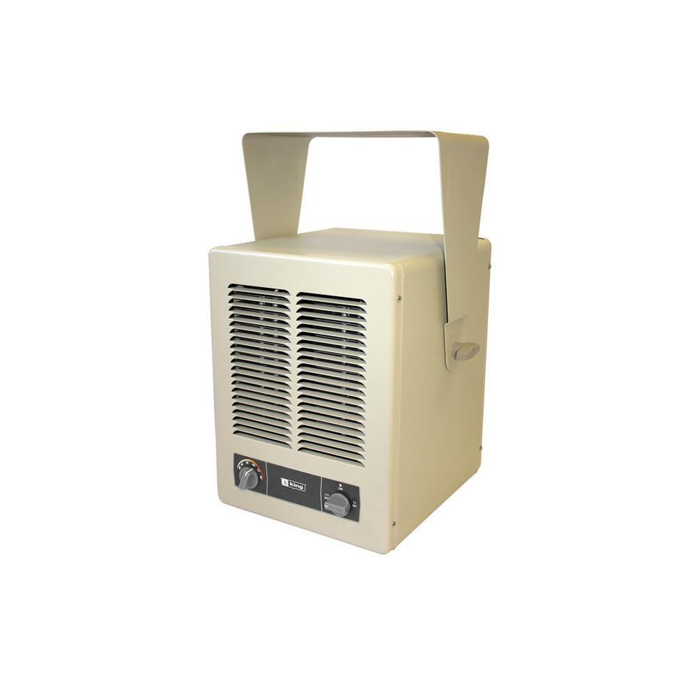 6000-Watt Electric Unit Heater 480-Volt 1-3 pH with 24-Volt Control