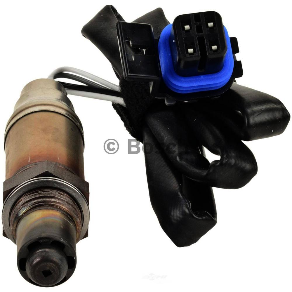 OE Type Fitment Bosch 15897 Oxygen Sensor Automotive Sensors ...