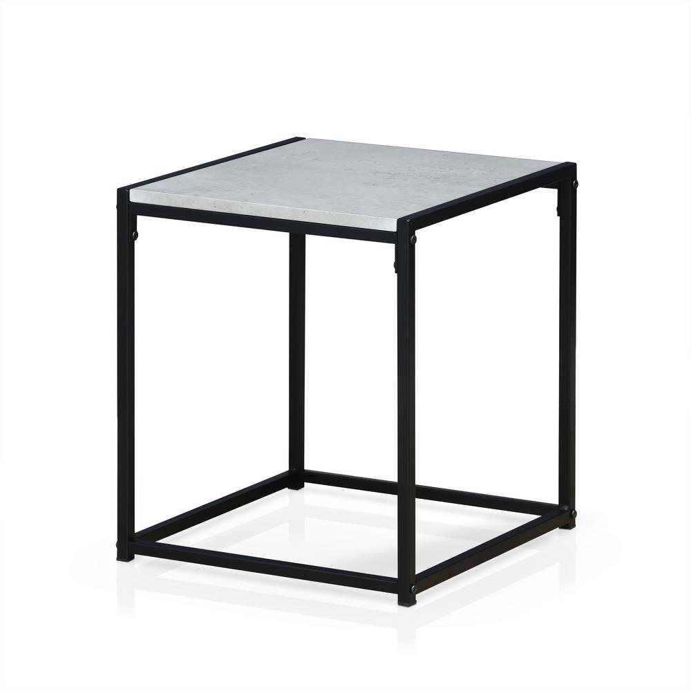 Modern Stone End Table
