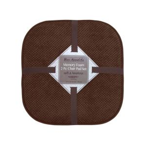 BounceComfort Bon Appetite 16 inch x 17 inch Espresso Memory Foam Cushioned... by BounceComfort