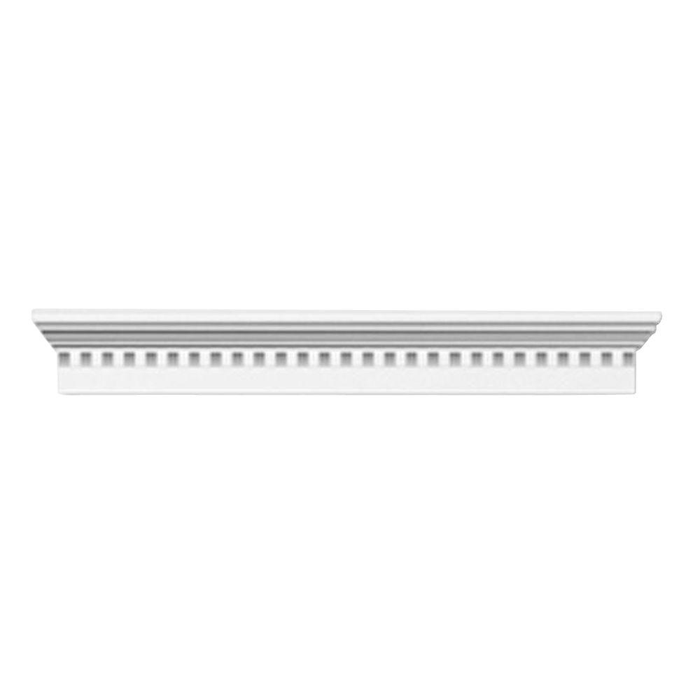 36 in. x 9 in. x 4-1/2 in. Polyurethane Window and