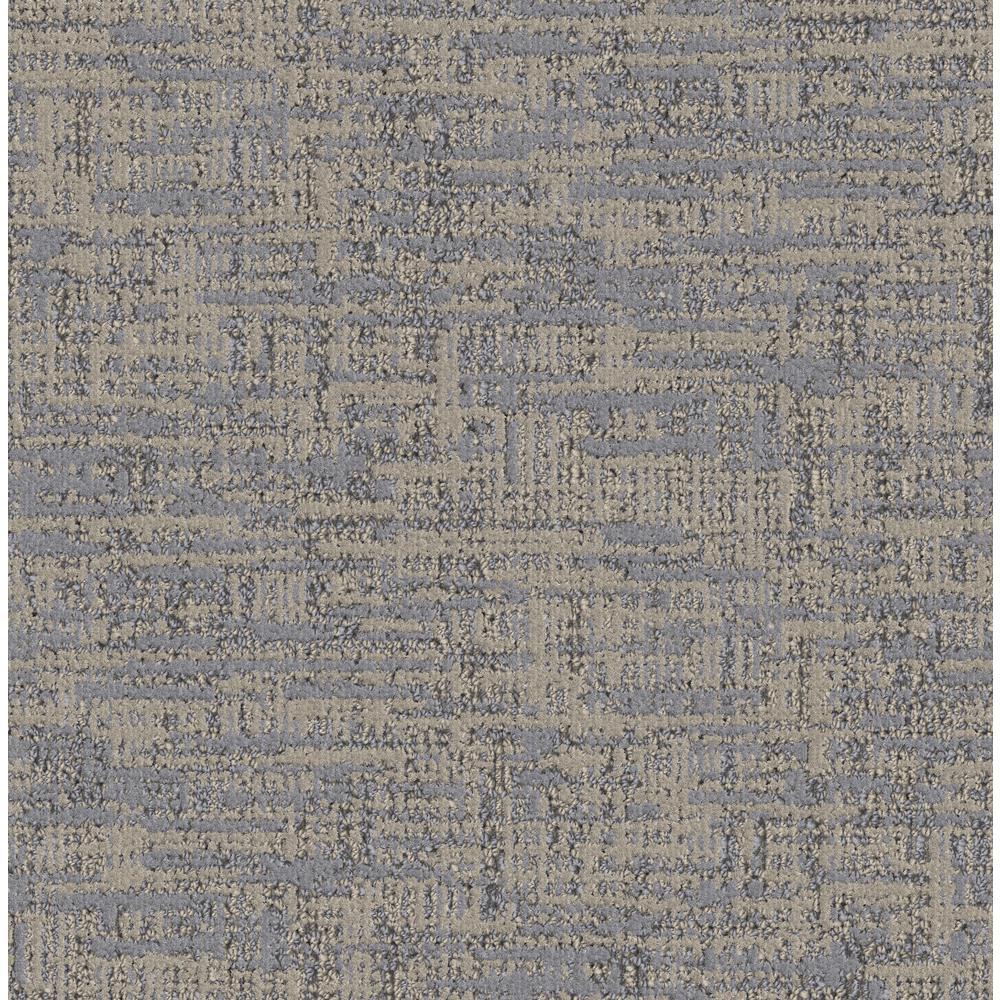 Tailored - Color Sand Dunes Pattern 12 ft. Carpet