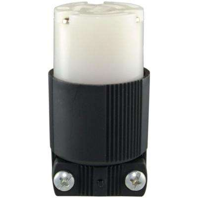 15 Amp 277-Volt L7-15 Safety Grip Connector
