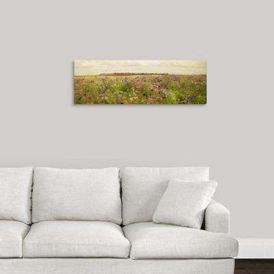 """Field II mini"" by  Amy Melious Canvas Wall Art"
