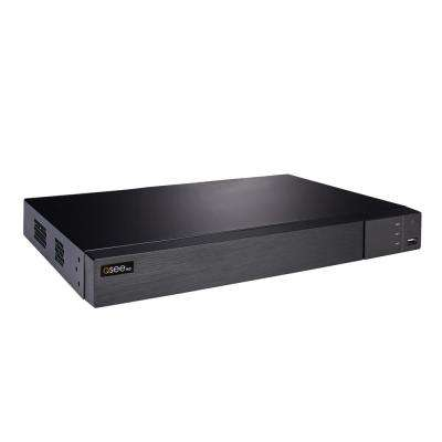 16-Channel 4MP 2TB Heritage HD DVR Security System