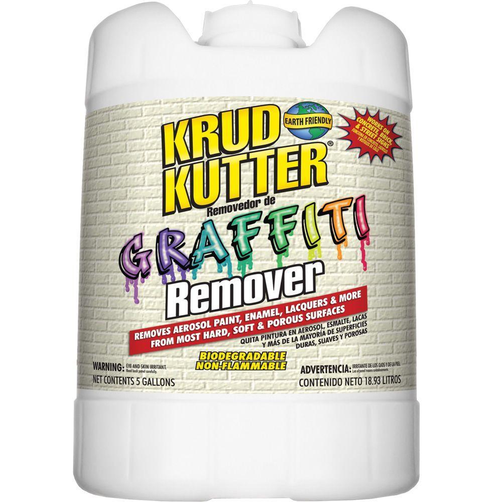 Krud Kutter 5 gal. Graffiti Remover
