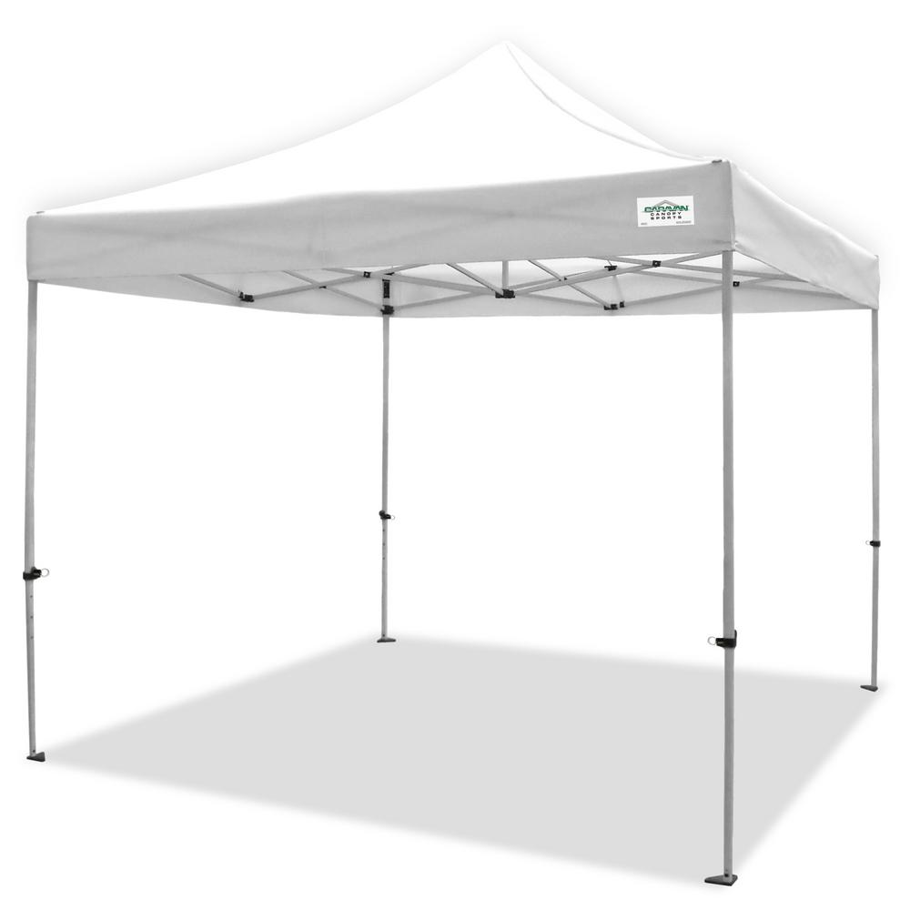 finest selection d70b8 a0b1a Caravan Sports 10 ft. x 10 ft. Titanshade Canopy