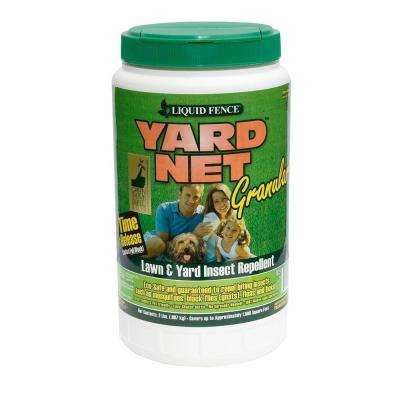 Yard Net 2 lb. Insect Repellent Granules