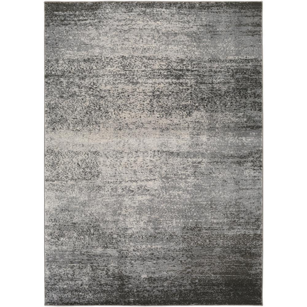 Amadeo Silver 5 ft. 3 in. x 7 ft. 3 in. Indoor Area Rug