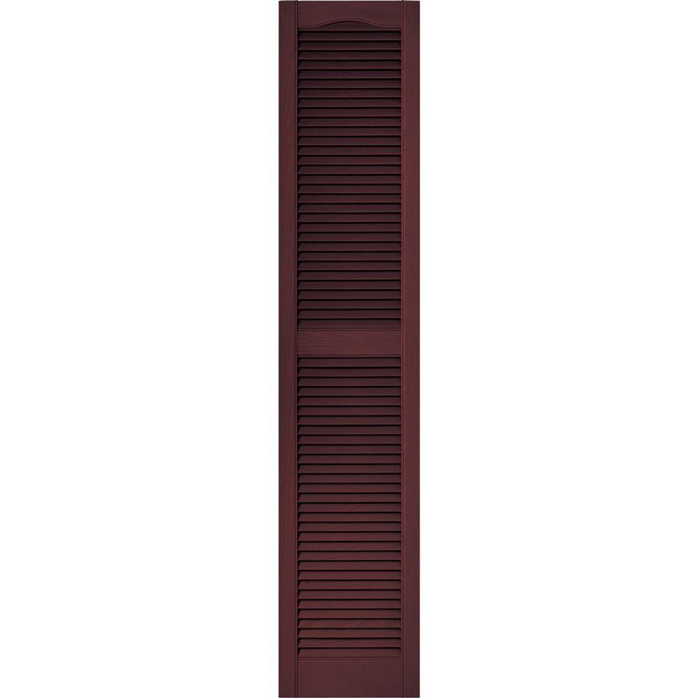Home Depot Louvered Shutters