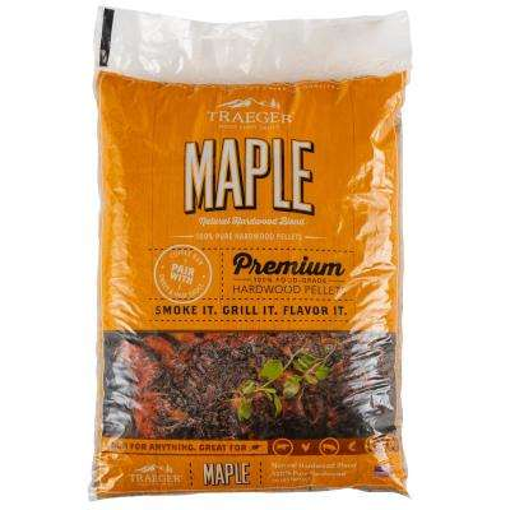 20 lb. Maple Wood Pellets