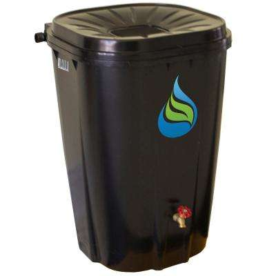 Rain Barrel Black