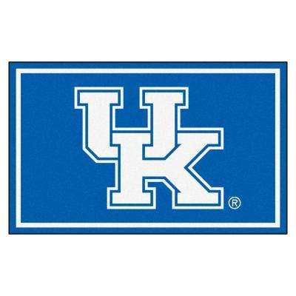 University of Kentucky 4 ft. x 6 ft. Area Rug