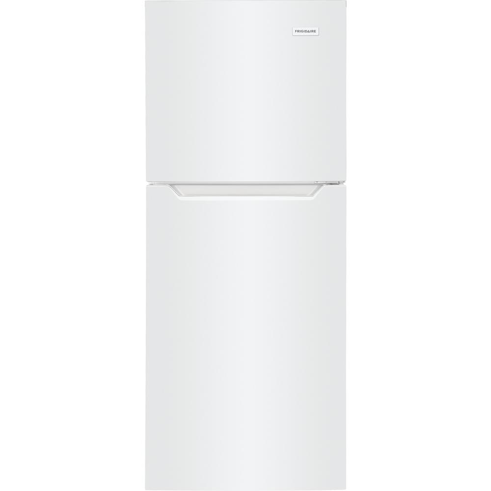 10.1 cu. ft. Top Freezer Refrigerator in White, ENERGY STAR