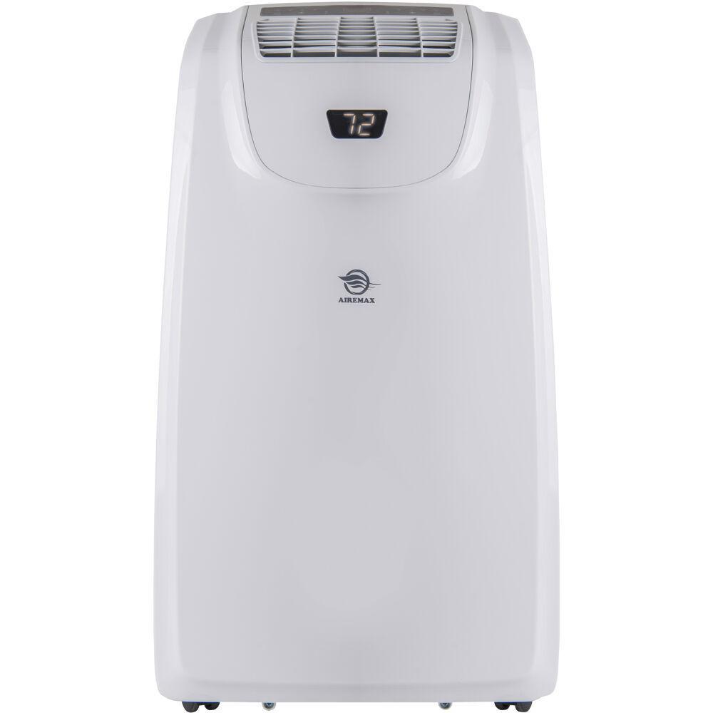 AireMax 14,000 BTU/9,000 BTU DOE Portable Heat/Cool Air Conditioner in White APE514H