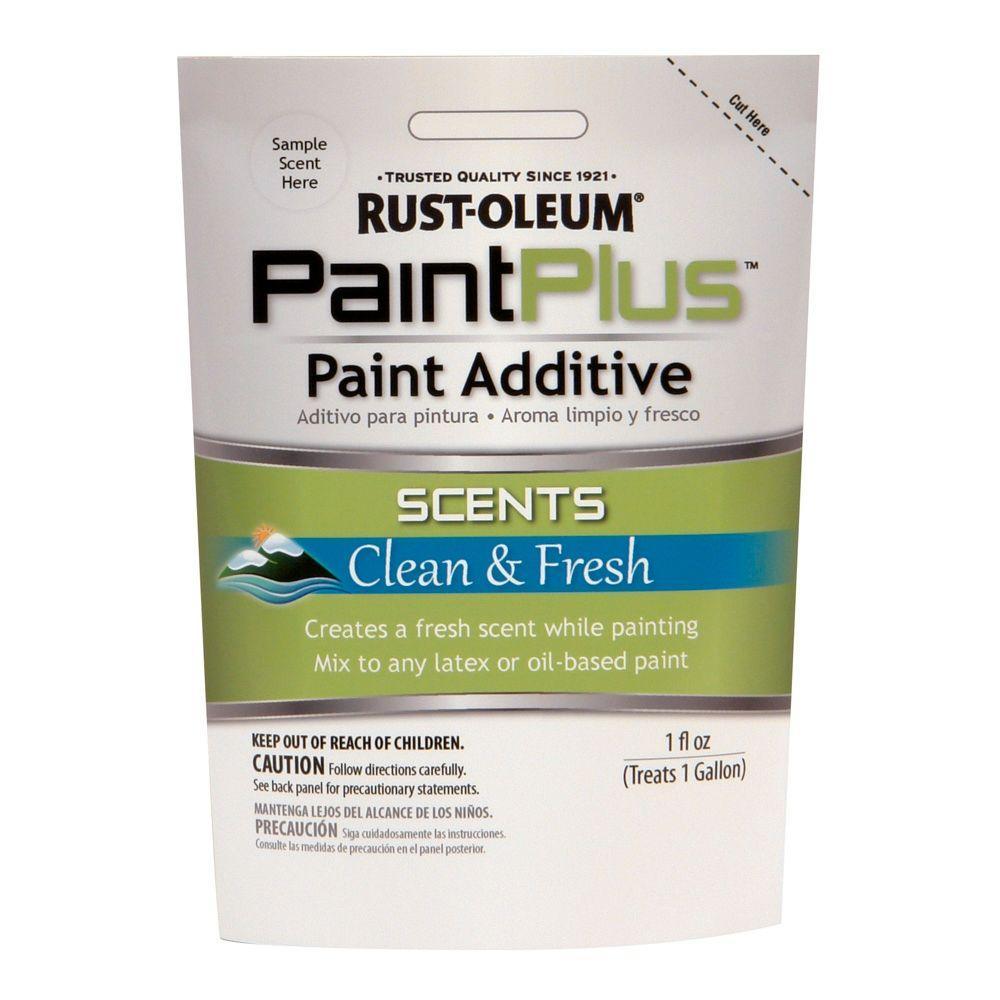 Rust-Oleum 1 oz. Clean Crisp Paint Additive (Case of 6)