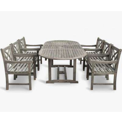 Wood Patio Furniture - Eco-friendly - Patio Dining Furniture - Patio ...