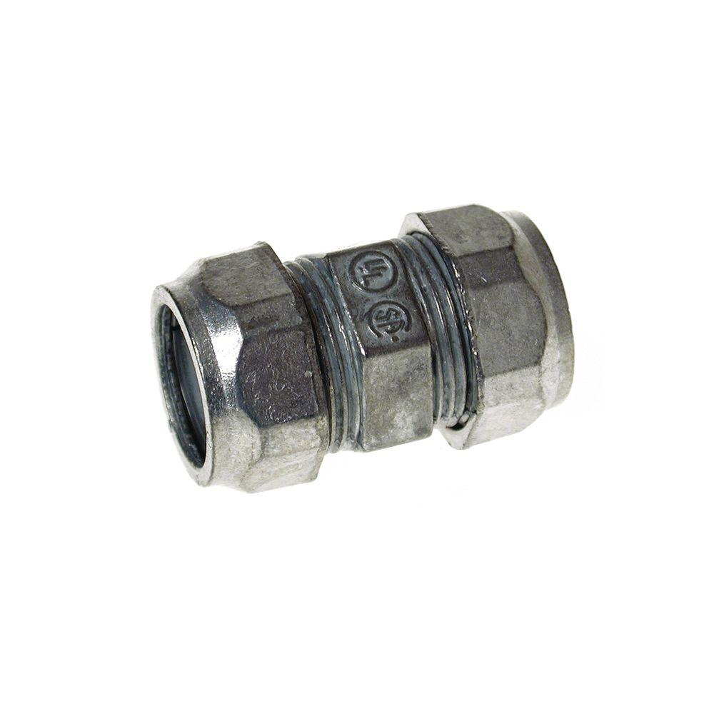 RACO EMT 3-1/2 in. Compression Coupling (10-Pack)