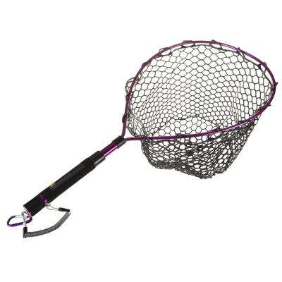 28 in. Fishing Net with Magnetic Clip