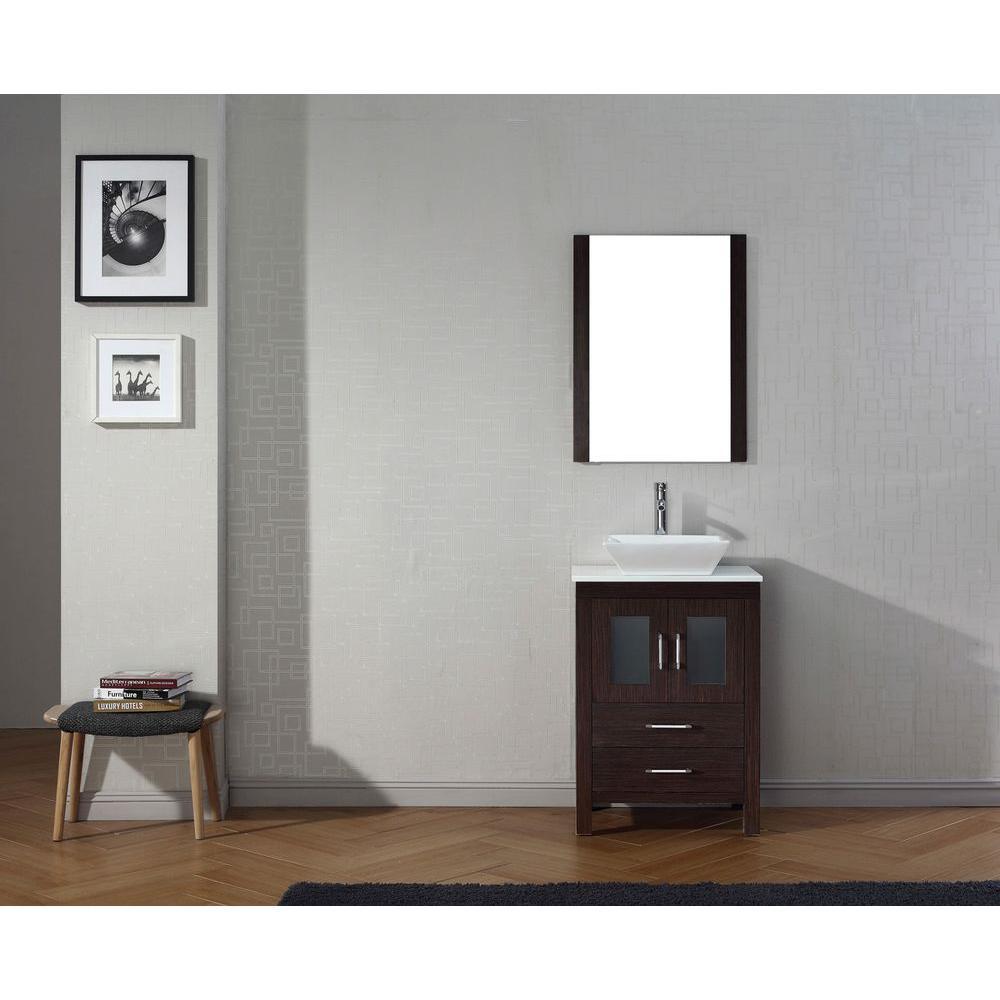 Virtu Usa Dior 25 In W Bath Vanity