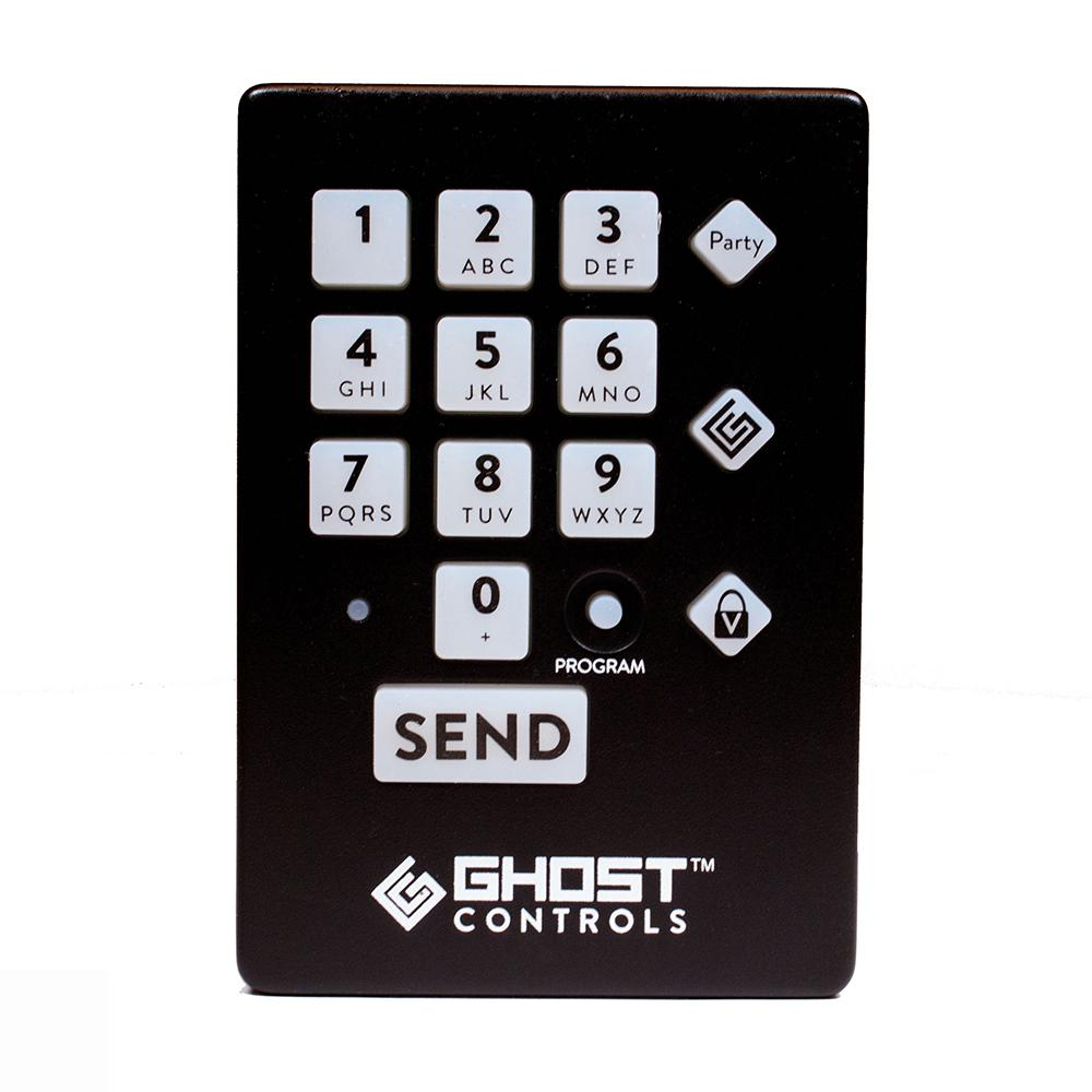 Premium Weather Resistant Wireless Keypad for Automatic Gate Openers