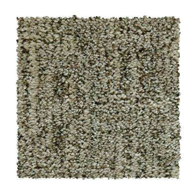 8 in. x 8 in. Pattern Carpet Sample - Corry Sound - Color Leafless Branch