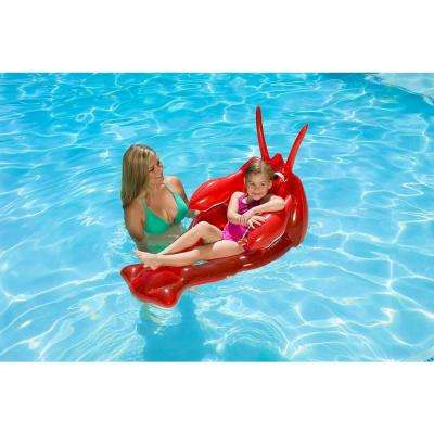 Lobster Swimming Pool Float Lounge