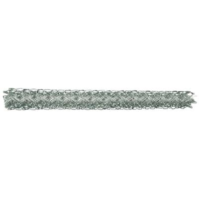 4 ft. x 10 ft. 12-Gauge Chain Link Fabric Repair Roll