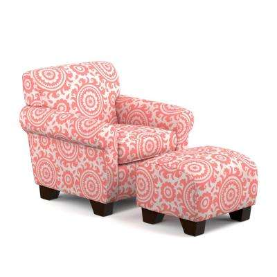 Handy Living - Pink - Living Room Furniture - Furniture - The Home Depot