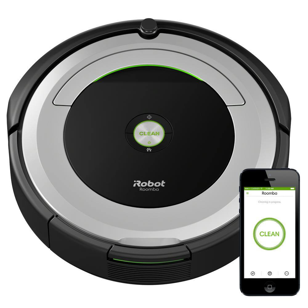 Irobot Roomba 690 Wi Fi Connected Vacuuming Robot R690020