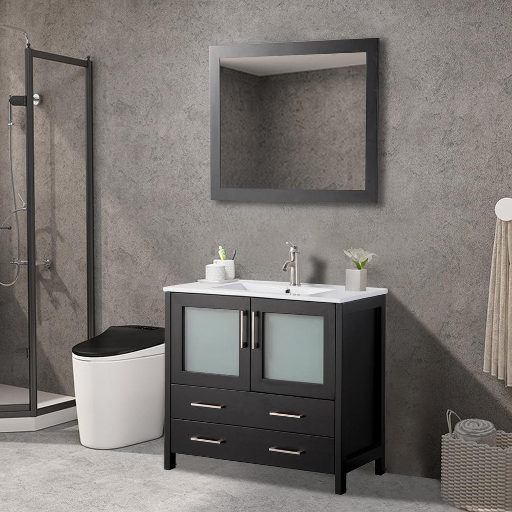 Black Bathroom Vanities Bath The