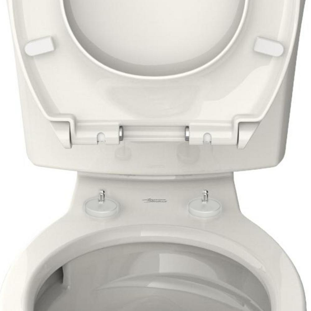 Wondrous American Standard Fluent Round Slow Closed Front Toilet Seat In White Forskolin Free Trial Chair Design Images Forskolin Free Trialorg