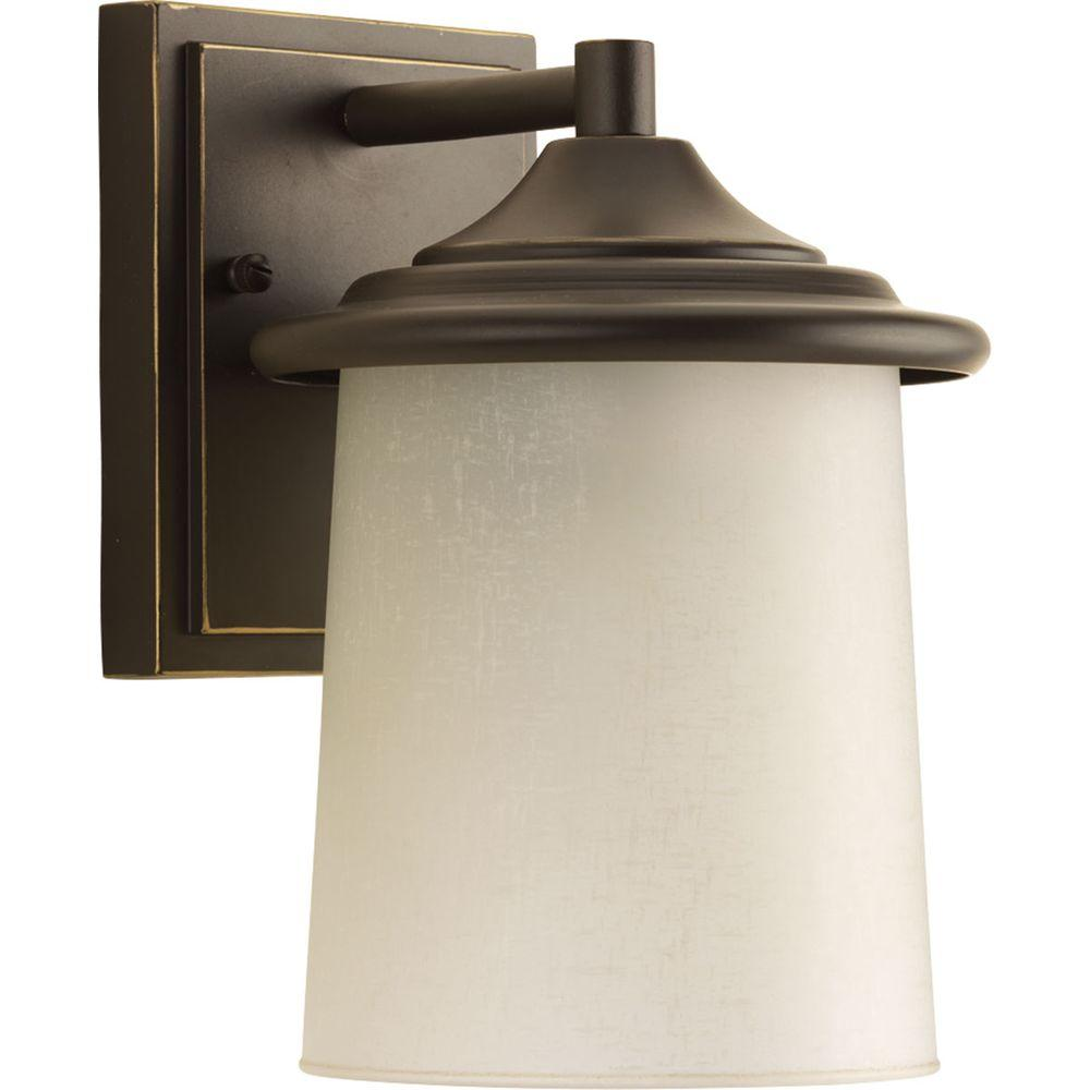 Essential Collection 1 Light Antique Bronze Outdoor Wall