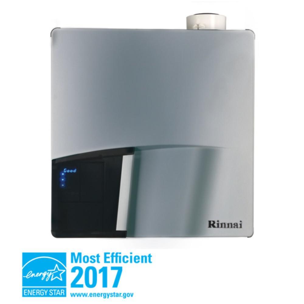 Rinnai Q Series Propane Condensing Boiler with 175,000 BTU Input ...