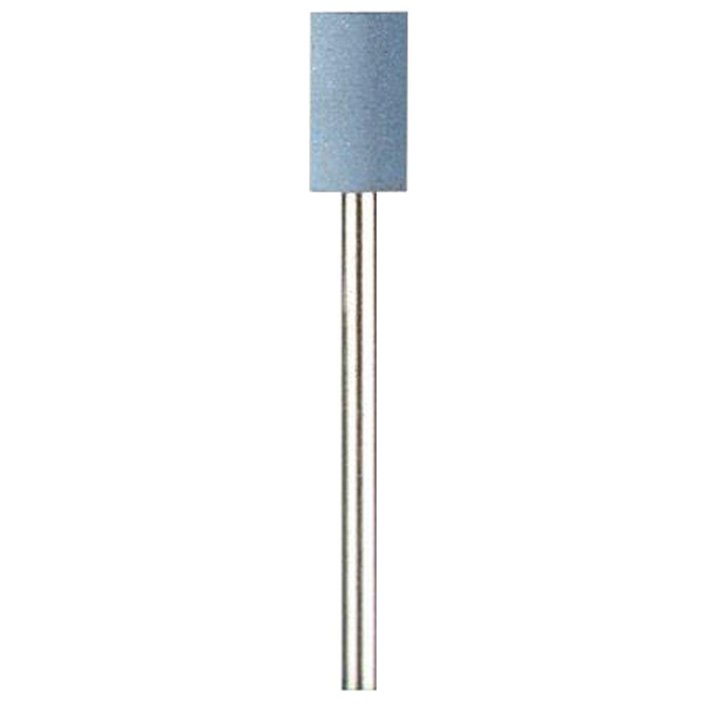 Dremel Cylinder Shaped Rubber Polishing Point for Polishing and Finishing Metal, Hard Wood, and Plastic